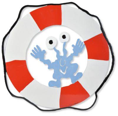 Ahoi-Monster (Rettungsring)