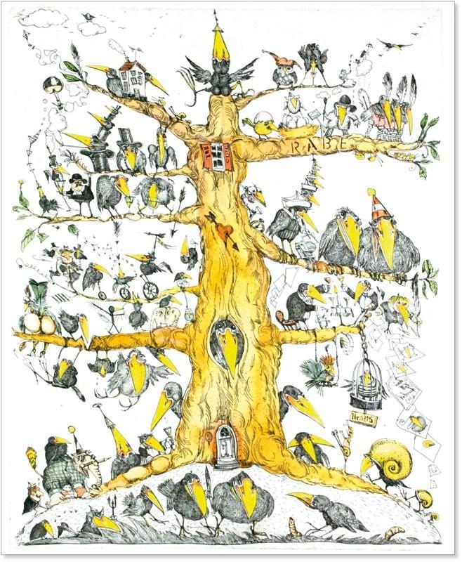 Raben-Baum