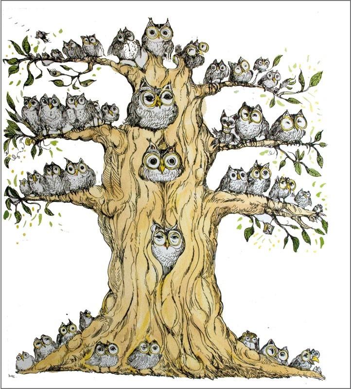 Baum der Weisheit