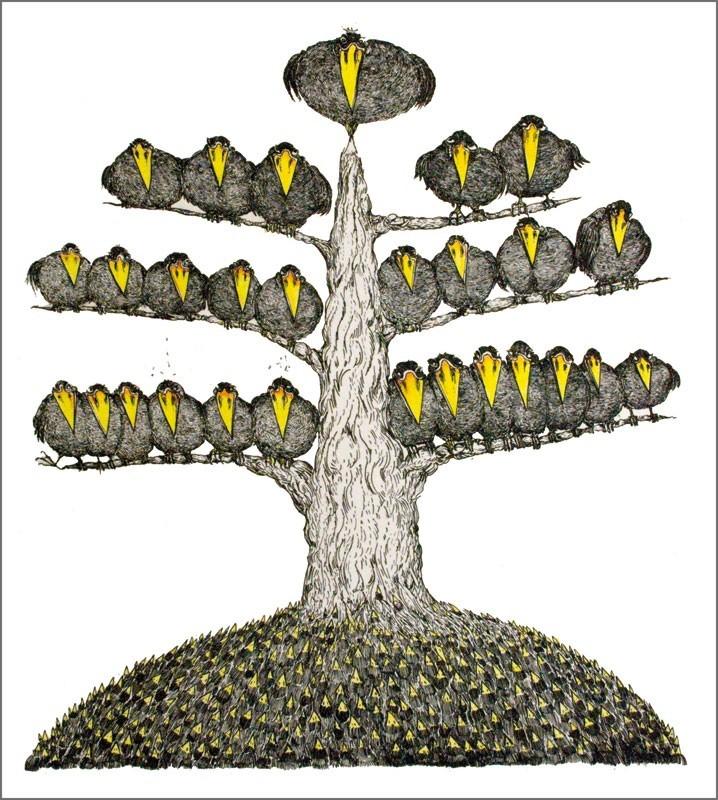 Karriere-Baum