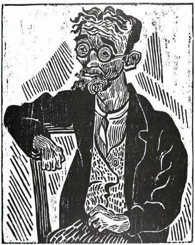 Der alte Lehrer (Leyreloup)