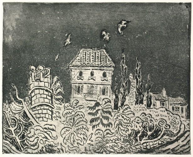Chateau Légier