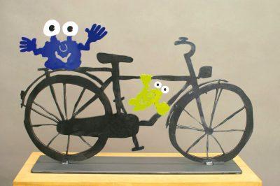 Mitreisende (Fahrrad)