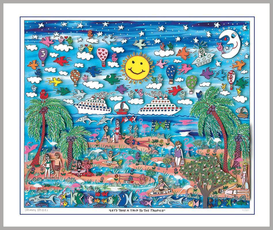 Let's take a trip to the tropics