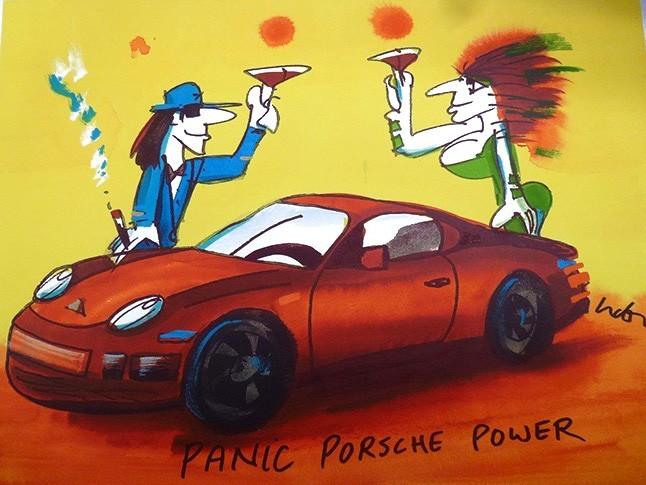 Panic Porsche Power