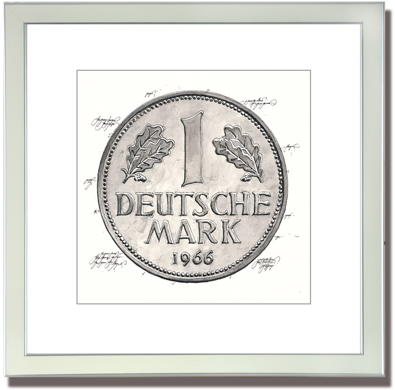 DM - Deutsche Mark