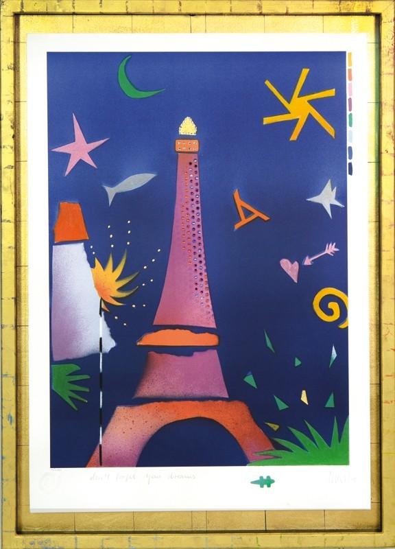 don't forget your dreams (Paris)