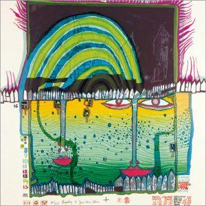 Hundertwasser, Friedensr.
