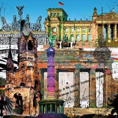 """Galleryprint """"Berlin"""""""