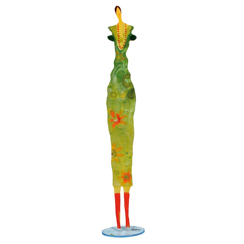 Acrylglas-Skulptur Viola