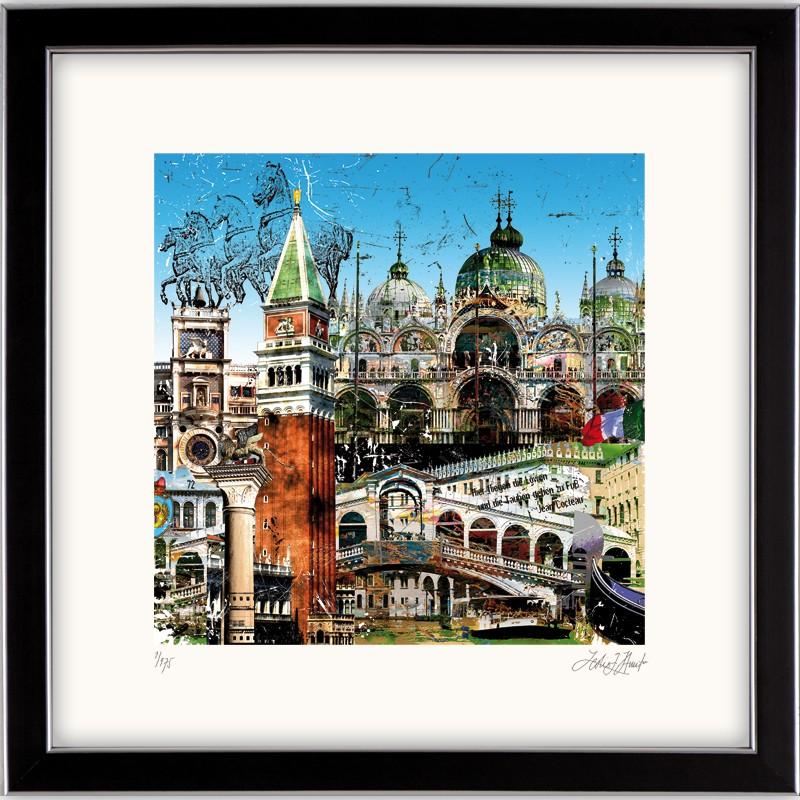 Stadtansichten von Venedig, Leslie G. Hunt